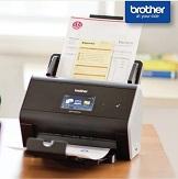 Document Brother Scanner sebagai paperless documentary