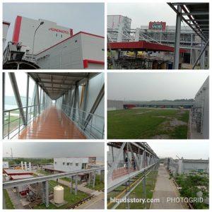 factory visit ajinomoto