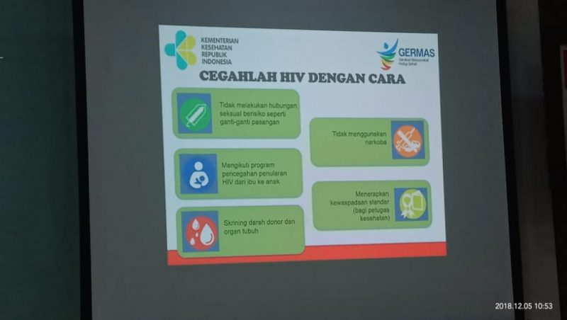 HIV AIDS ada obatnya jangan jauhi penderitanya
