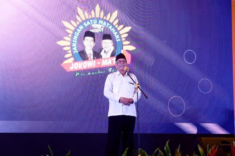 Milenials di Jaringan Satu Matahari ikut mensukseskan Pemilu 2019
