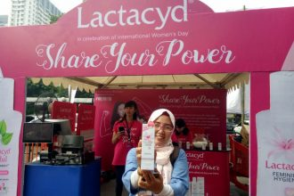 Share Your Power, Perempuan hebat Indonesia