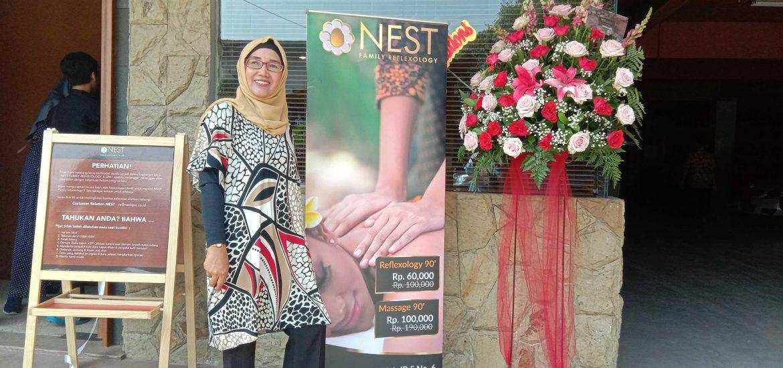 NEST Family Reflexology Bintaro