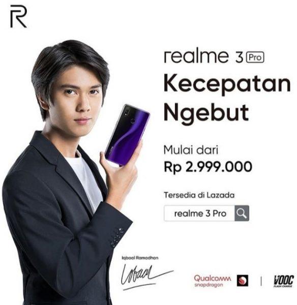 Smartphone Realme yang Penuhi style dan kebutuhan anak muda