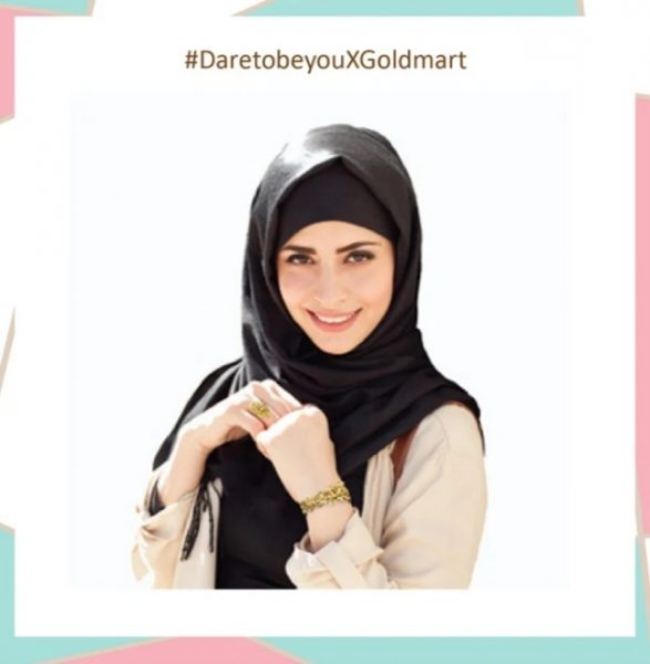Tampil cantik percaya diri bersama Goldmart Dare to be You
