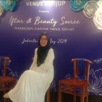 Cantik dan sehat bersama Marcks Venus dan Hijup