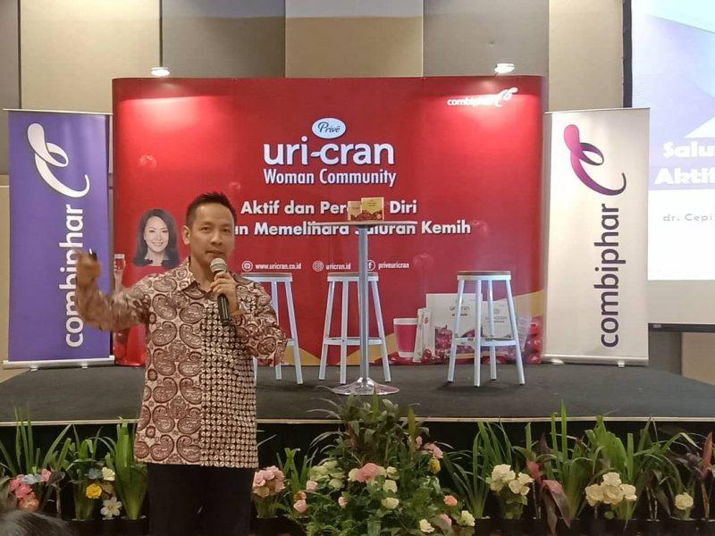 Tetap aktif dan percaya diri, bebas anyang-anyangan dengan Prive Uricran