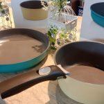 3 cara praktis penggunaan Neoflam 3 in 1 Korea cookware