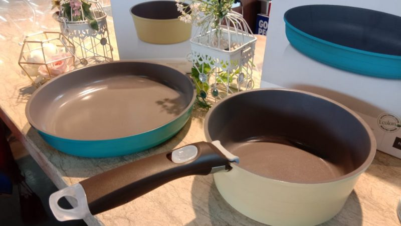 3 cara praktis menggunakan Neoflam 3 in 1 Korea cookware