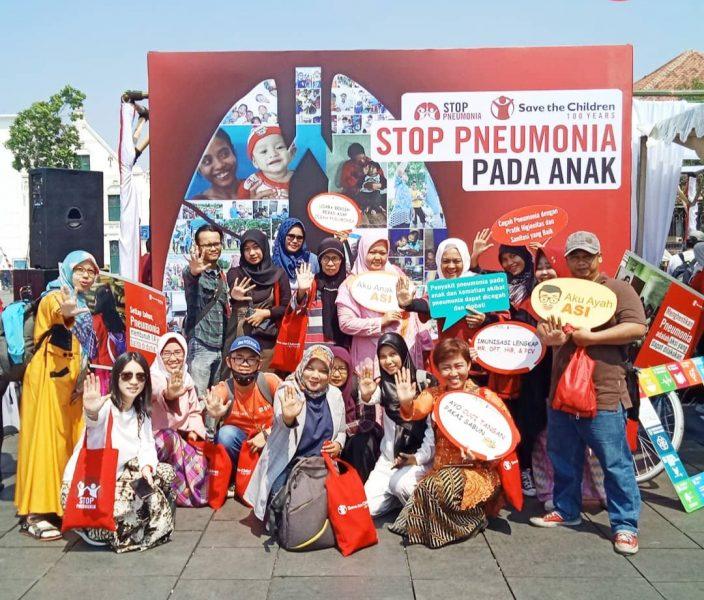 Yuk Stop Pneumonia pada Anak dengan 4 Langkah ini