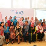 CSIC Dukung Pasien Kanker Payudara HER2 Positif dalam Wadah Komunitas