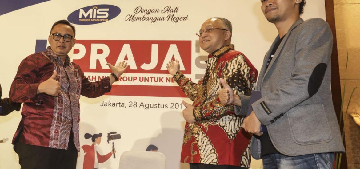 Melalui PRAJA, MIS Grup ikut Mendorong Pertumbuhan Koperasi Digital Indonesia
