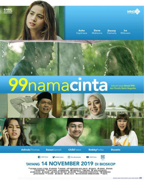Film 99 Nama Cinta, Hadirkan Acha Septriasa Paska Melahirkan