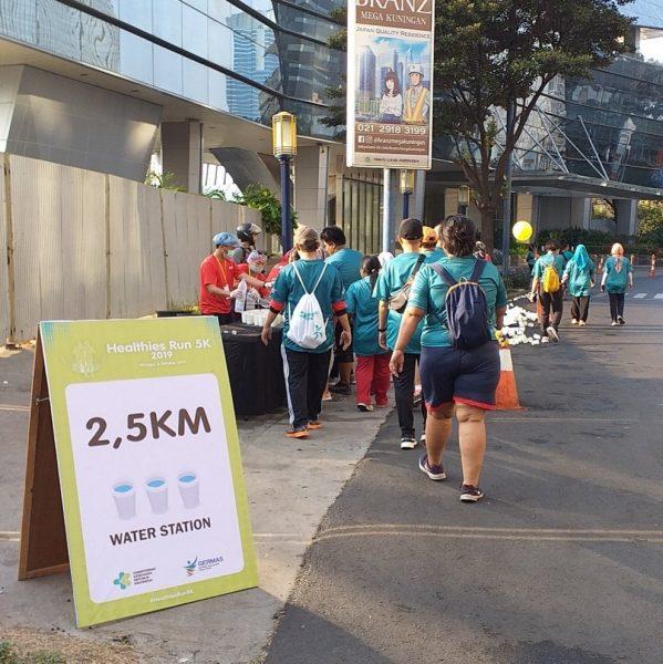 Jangan Mager, Lebih Baik Ikut Lari di Healthies Run 5k