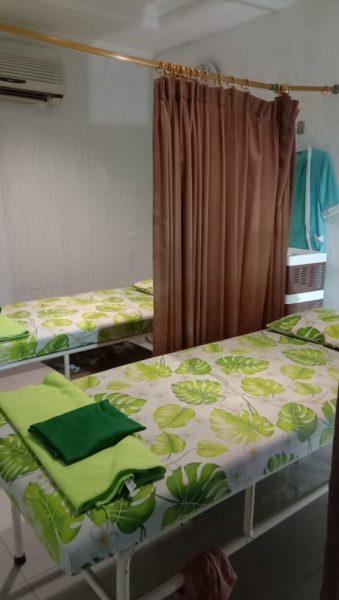 Segarkan Tubuh di De Green Salon, Salon Khusus Wanita