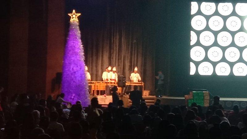 Ibadah Natal dan Kunci Taong