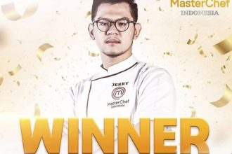 Jerry Andrean Master Chef Indonesia Season 7