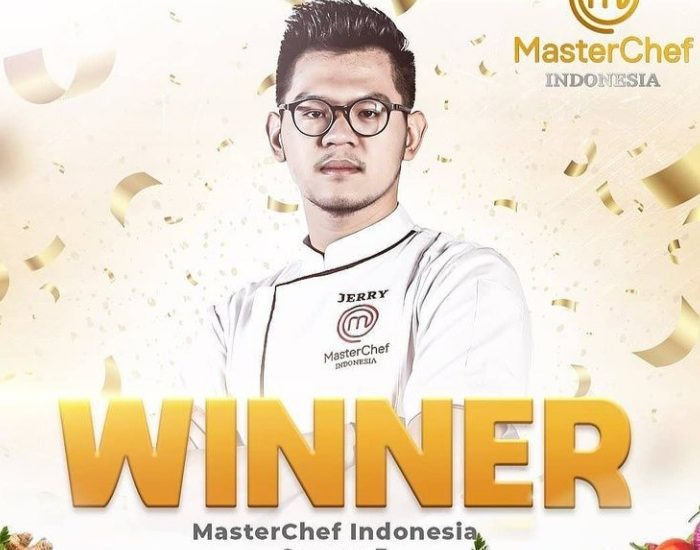 Jerry Andrean Master Chef Indonesia Season 7
