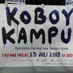 Film Koboy Kampus, nostalgia masa kuliah