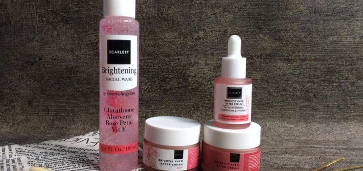 Scarlett Brightly Ever After Face Care